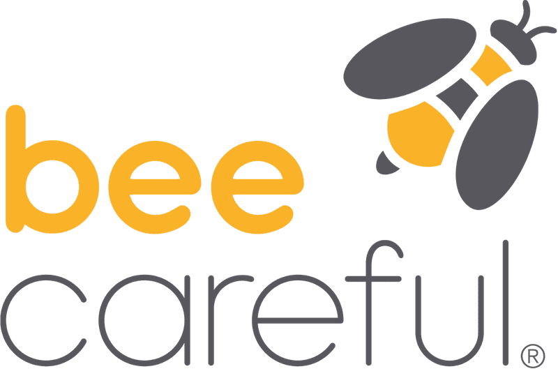 Logo bee-careful